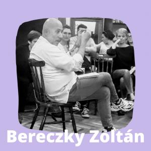 Bereczky Zoltán a Körúti Szalon vendége