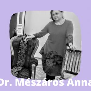 Mészáros Anna a Körúti Szalon vendége