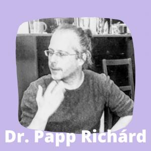 Papp Richárd a Körúti Szalon vendége