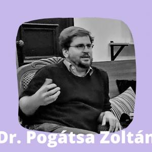 Dr. Pogátsa Zoltán a Körúti Szalon vendége