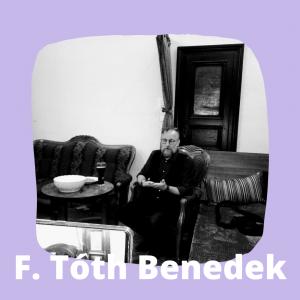 F. Tóth Benedek a Körúti Szalon vendége