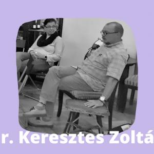 Keresztes Zoltán a Körűti Szalon vendége